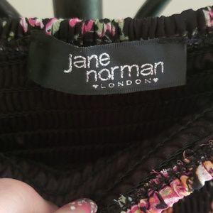 Jane Norman london Dresses - Jane Norman Floral print lined maxi dress